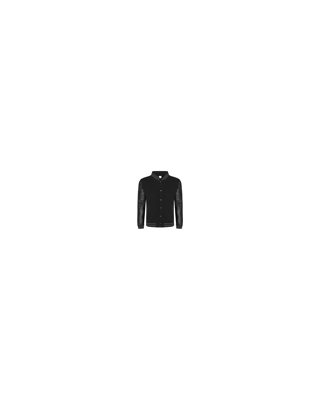 JHA042 Just Hoods By AWDis BLACK/ BLACK