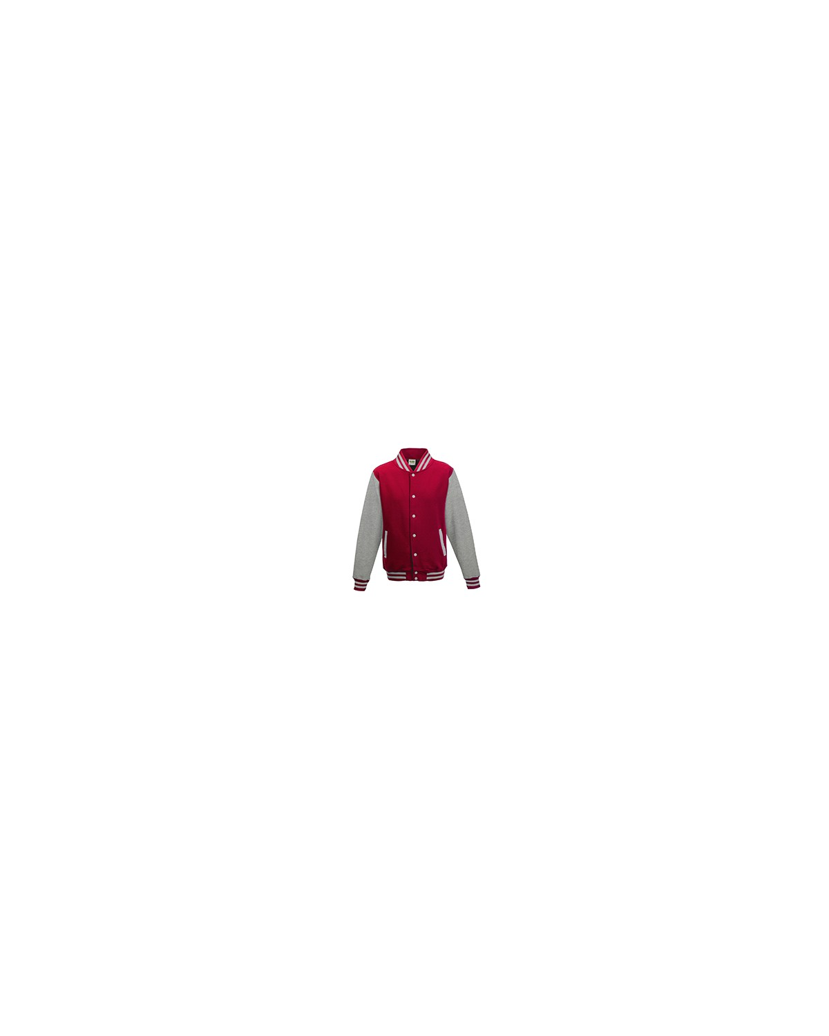 JHA043 Just Hoods By AWDis FIRE RD/ HTH GRY