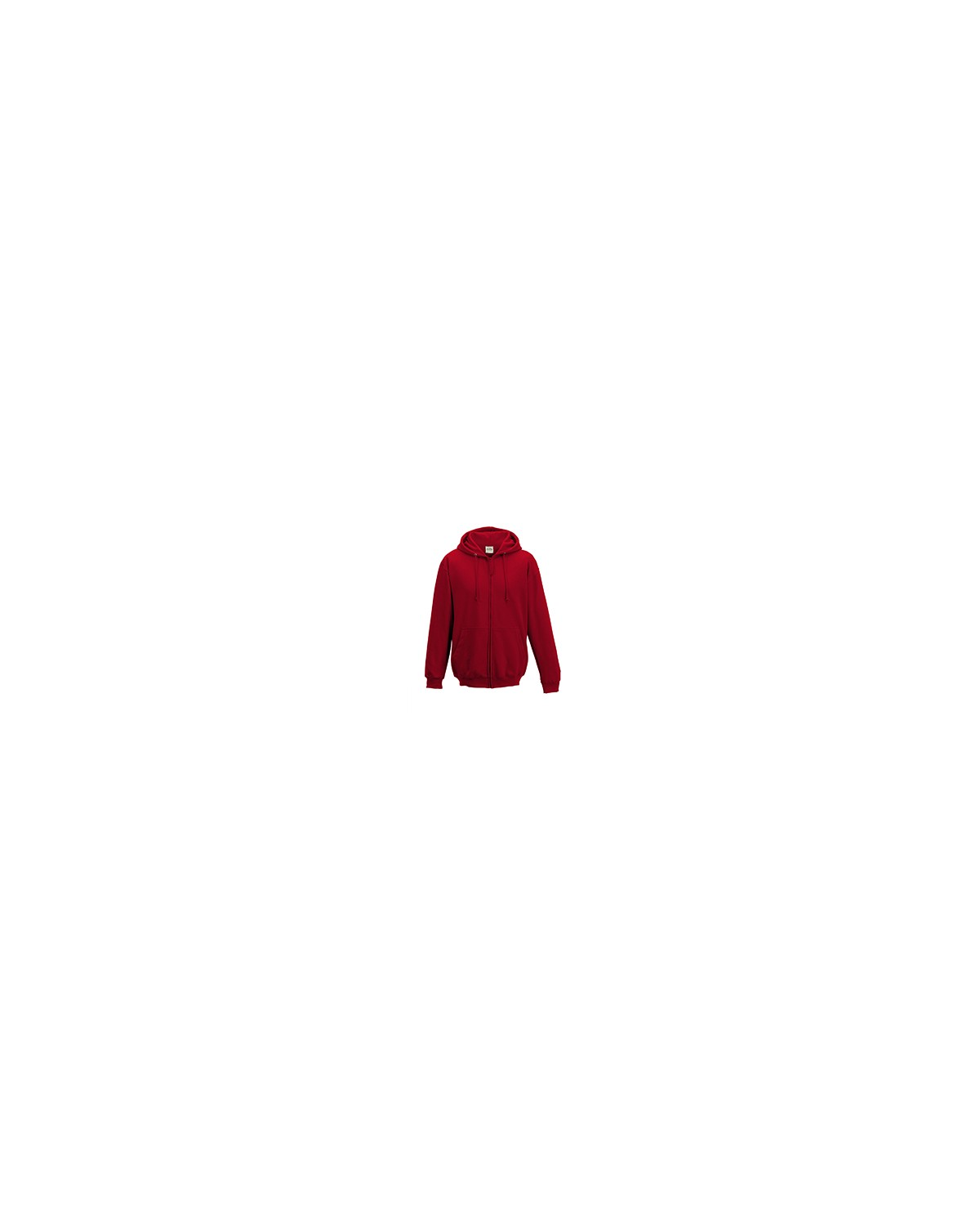 JHA050 Just Hoods By AWDis FIRE RED