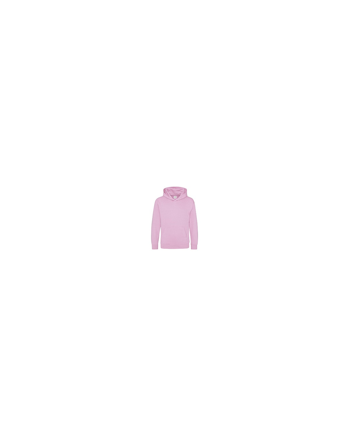 JHY001 Just Hoods By AWDis BABY PINK
