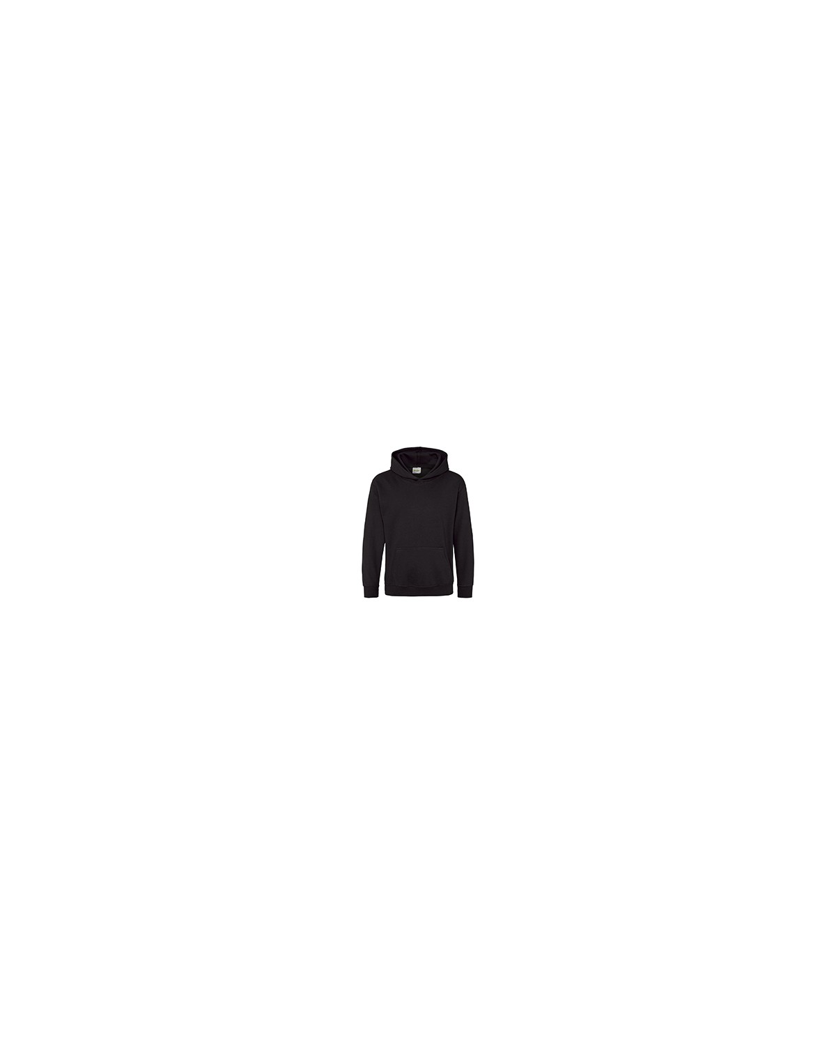 JHY001 Just Hoods By AWDis JET BLACK
