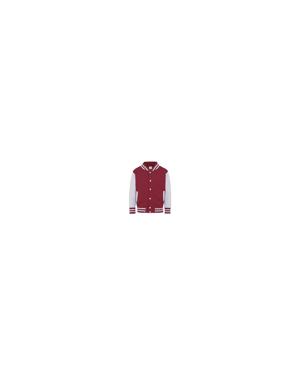 JHY043 Just Hoods By AWDis FIRE RD/ HTH GRY