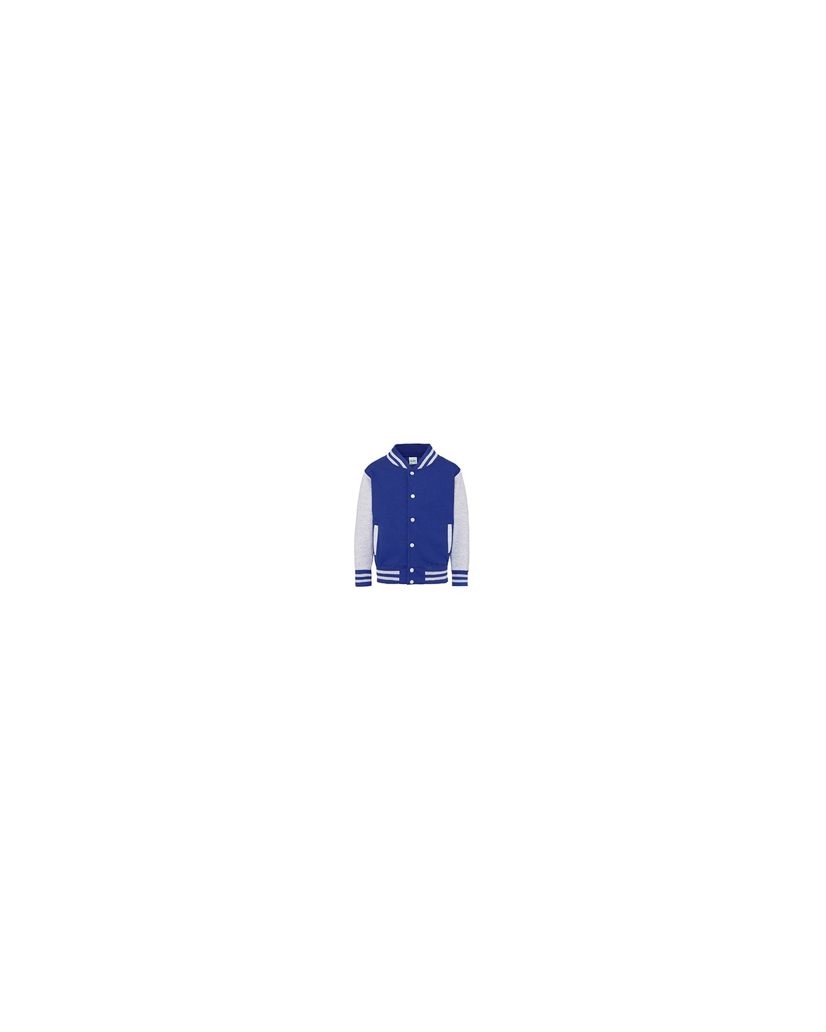 JHY043 Just Hoods By AWDis ROYL BL/ HTH GRY