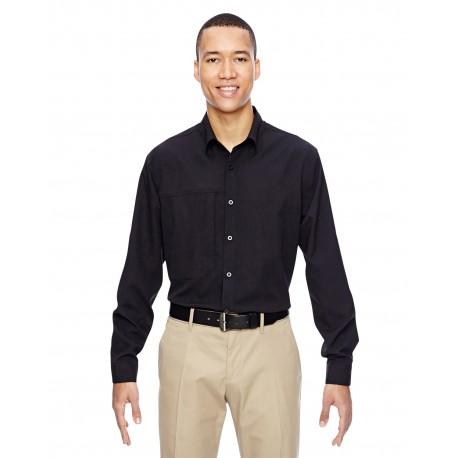87047 North End 87047 Men's Excursion Concourse Performance Shirt BLACK 703