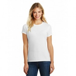 District DM108L Women's Perfect BlendTee