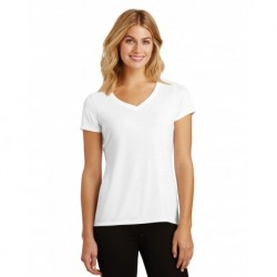 District DM1350L Women's Perfect Tri V-Neck Tee