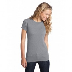 District DT5001 Women's Fitted The Concert Tee DT5001