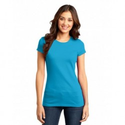 District DT6001 Women's Fitted Very Important Tee