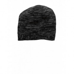 District DT620 Spaced-Dyed Beanie DT620