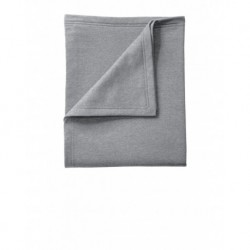 Port & Company BP78 Core Fleece Sweatshirt Blanket