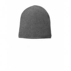 Port & Company CP91L Fleece-Lined Beanie Cap