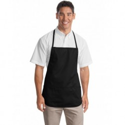 Port Authority A525 Medium-Length Apron