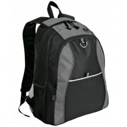 Port Authority BG1020 Contrast Honeycomb Backpack