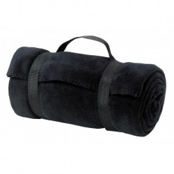 Port Authority BP10 Value Fleece Blanket with Strap