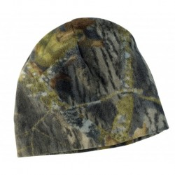 Port Authority C901 Camouflage Fleece Beanie