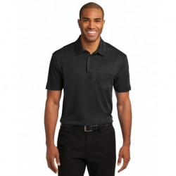 Port Authority K540P Silk Touch Performance Pocket Polo