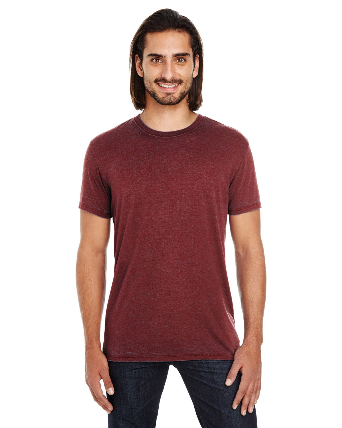 115A Threadfast Apparel BLACK CHERRY