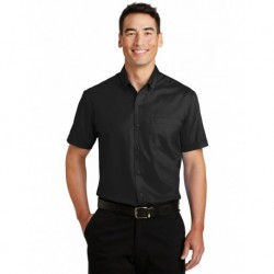 Port Authority S664 Short Sleeve SuperPro Twill Shirt