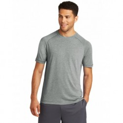 Sport-Tek ST400 PosiCharge Tri-Blend Wicking Raglan Tee