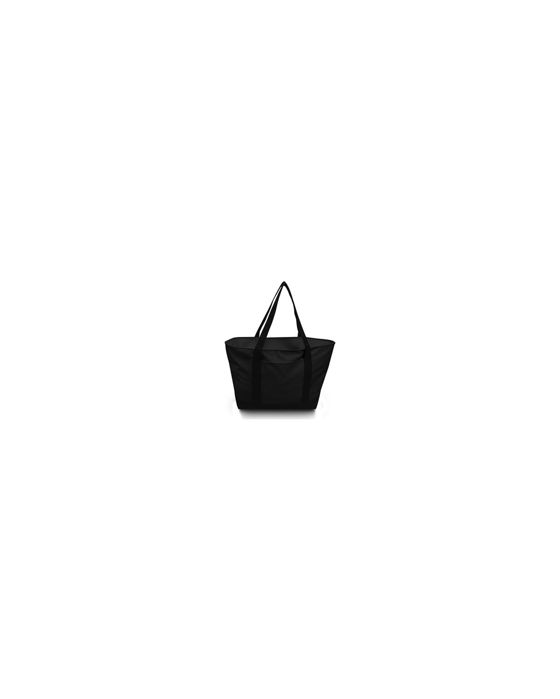 7006 Liberty Bags BLACK/BLACK