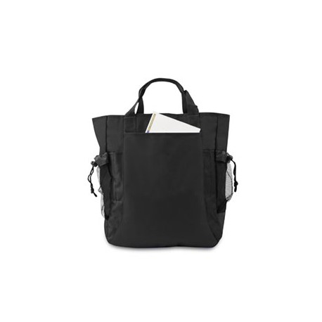 7291 Liberty Bags 7291 Backpack Tote BLACK/BLACK