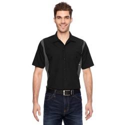 Dickies LS524 Men's 4.25 oz. Industrial Colorblock Shirt