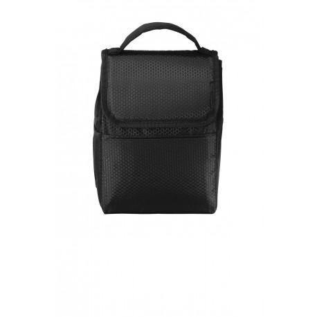 BG500 Port Authority BG500 Lunch Bag Cooler BLACK/BLACK