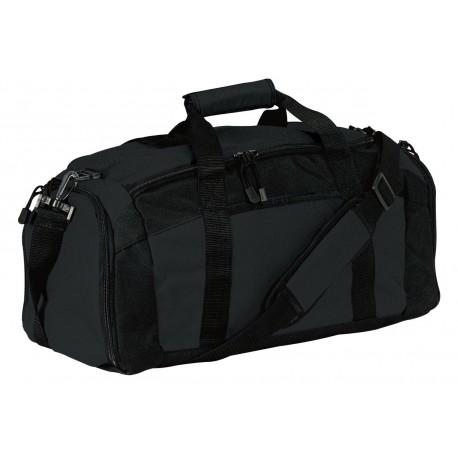 BG970 Port Authority BG970 Gym Bag BLACK