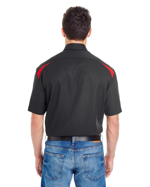 LS605 Dickies BLACK/ENG RED