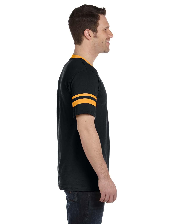 360 Augusta Sportswear BLACK/GOLD