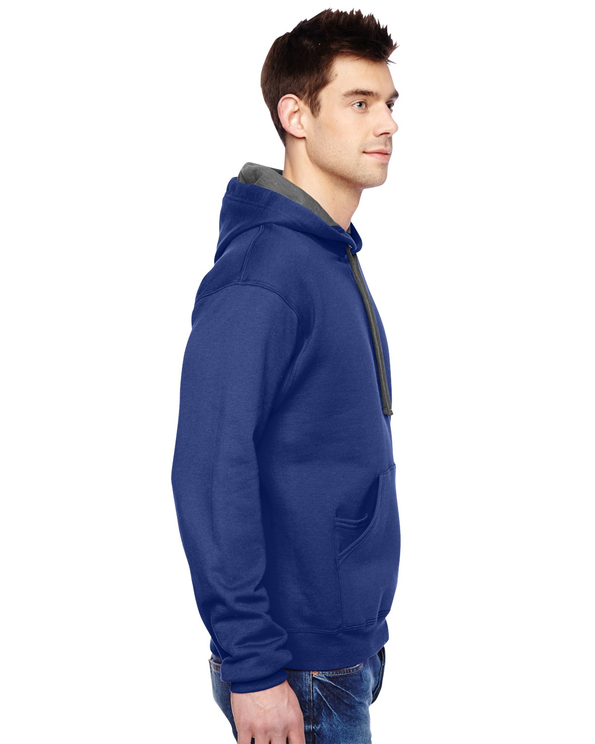 SF76R Fruit of the Loom ADMIRAL BLUE