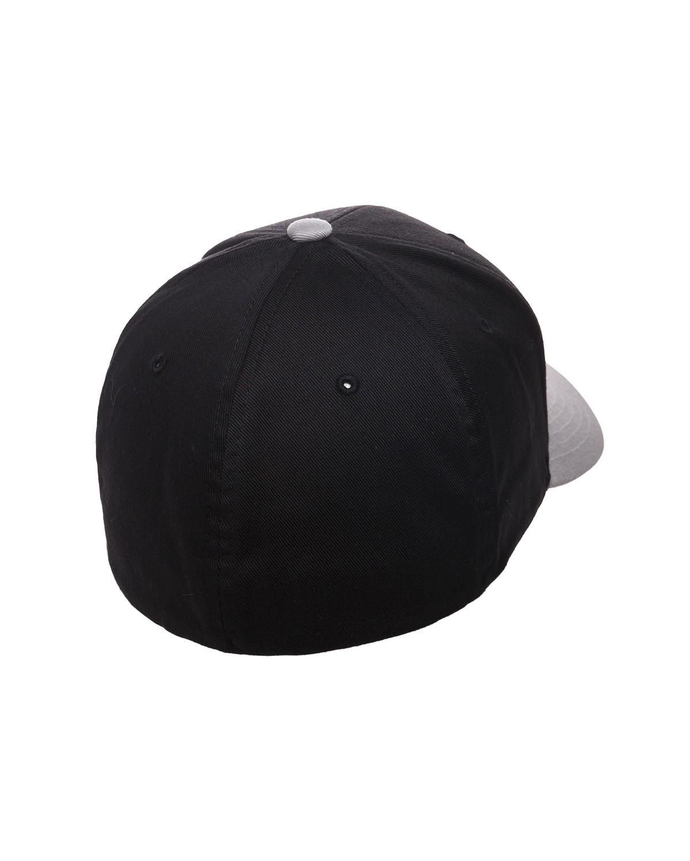 6277 Flexfit BLACK/SILVER