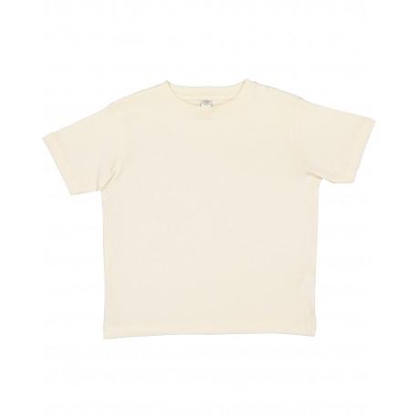 3080 Rabbit Skins 3080 Toddler Premium Jersey T-Shirt NATURAL