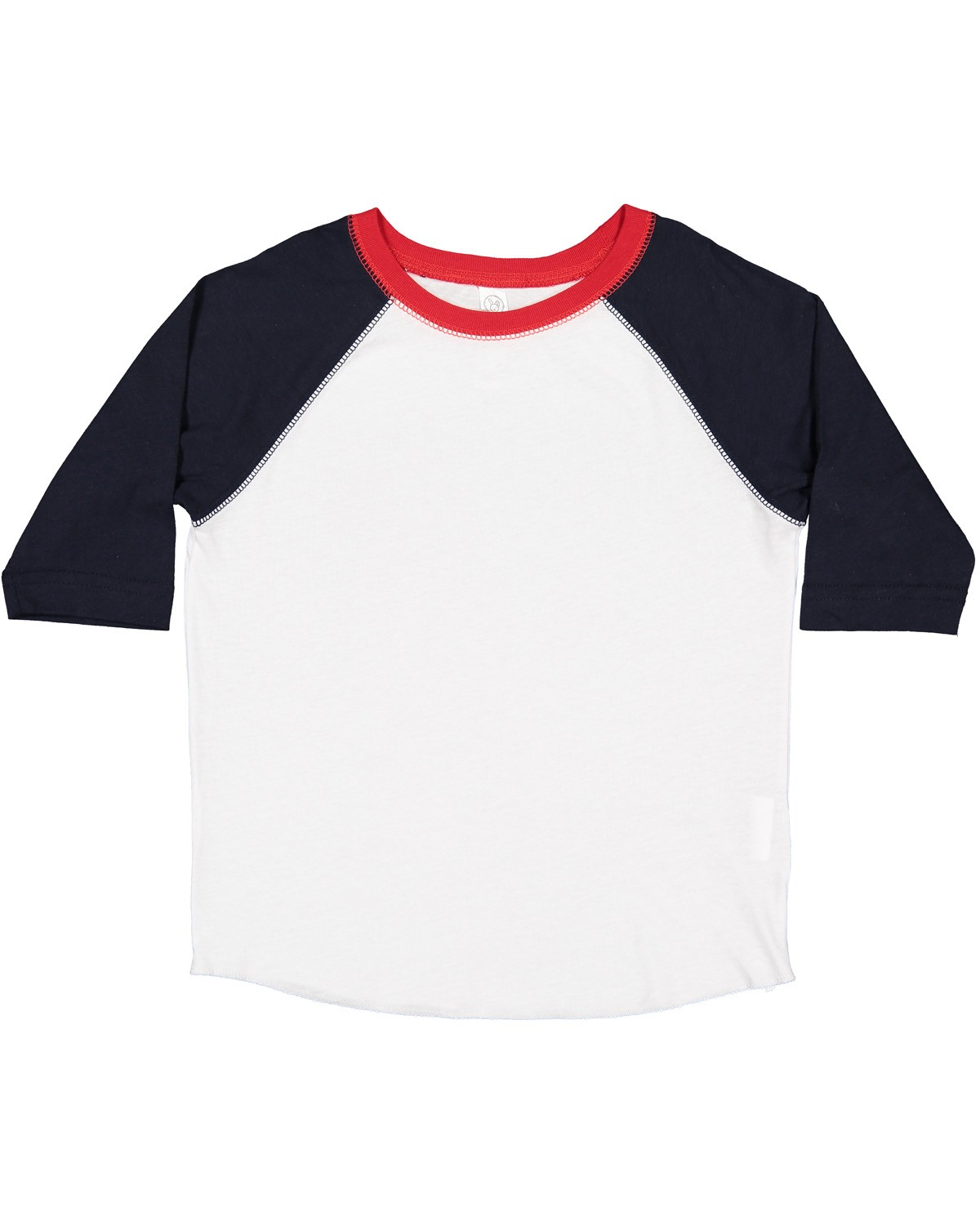 RS3330 Rabbit Skins WHITE/ NAVY/ RED