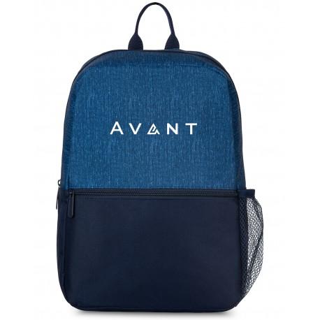10067 Gemline 10067 Astoris Backpack NAVY BLUE