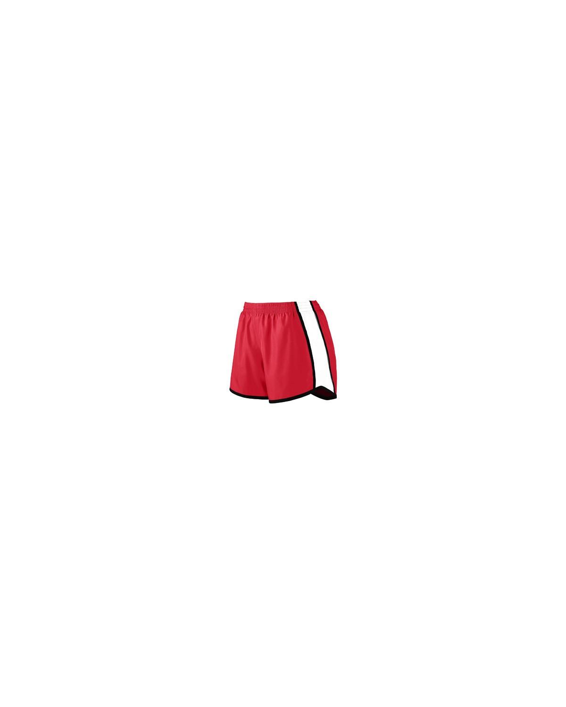 1265 Augusta Sportswear RED/ WHITE/ BLK
