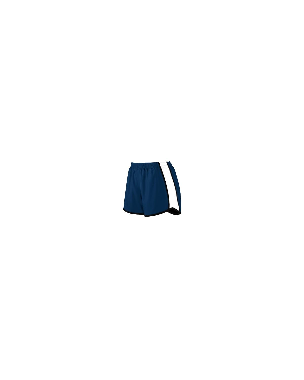1265 Augusta Sportswear NAVY/ WHITE/ BLK