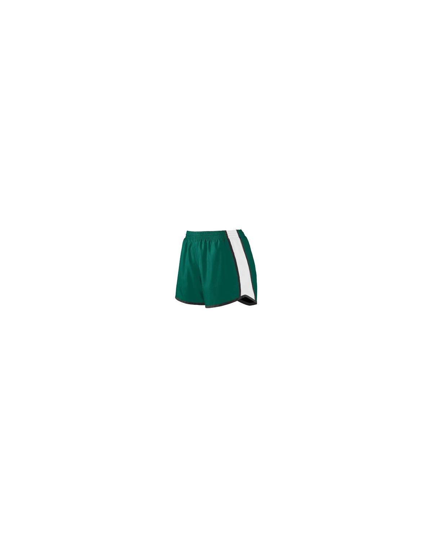 1265 Augusta Sportswear DK GRN/ WHT/ BLK