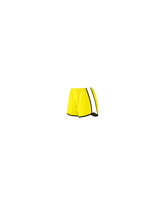 1265 Augusta Sportswear PW YLLW/ WH/ BLK