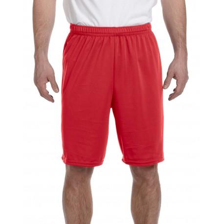 1420 Augusta Sportswear 1420 Adult Training Short RED