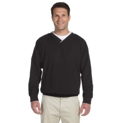 Harriton M700 Adult Microfiber Wind Shirt