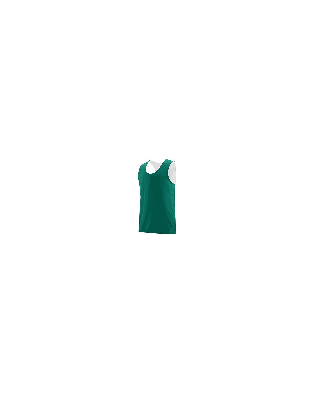 148 Augusta Sportswear DARK GREEN/ WHT