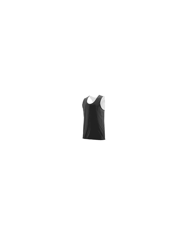 148 Augusta Sportswear BLACK/ WHITE