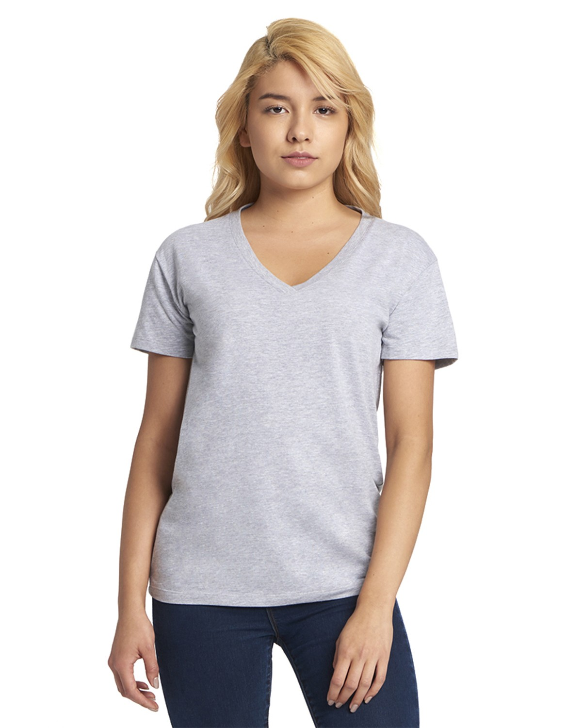 3940 Next Level HEATHER GRAY