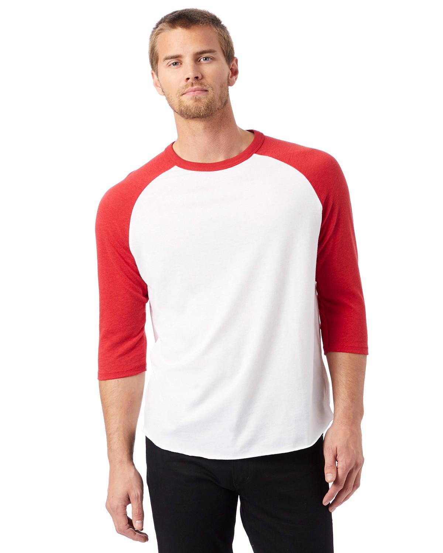 5127BP Alternative WHITE/ RED