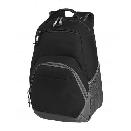 5400 Gemline 5400 Rangeley Computer Backpack BLACK