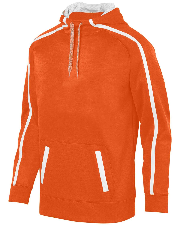 5554 Augusta Sportswear ORANGE/ WHITE