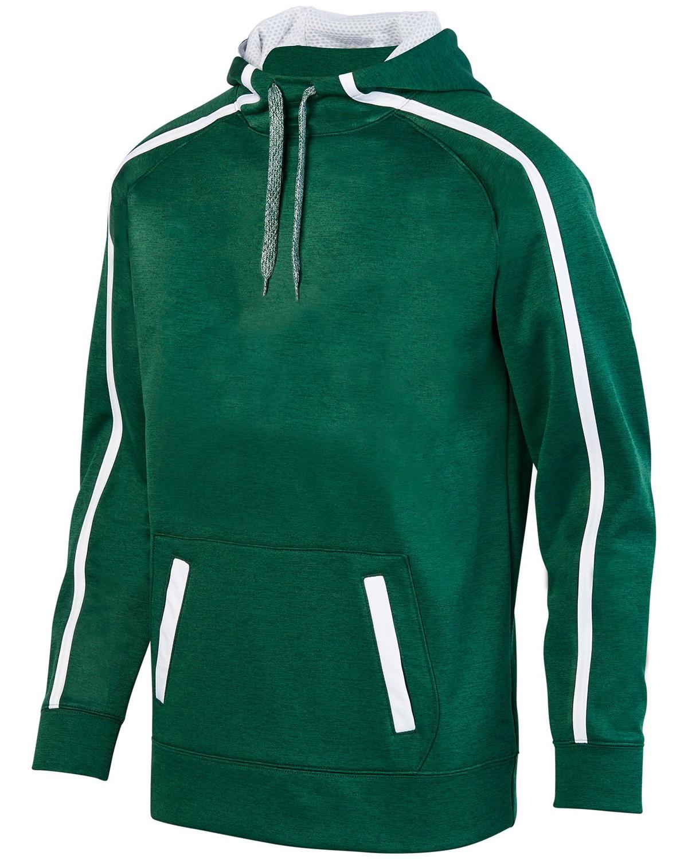 5554 Augusta Sportswear DARK GREEN/ WHT