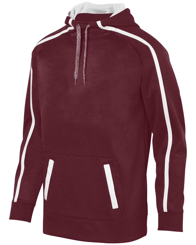 5554 Augusta Sportswear MAROON/ WHITE