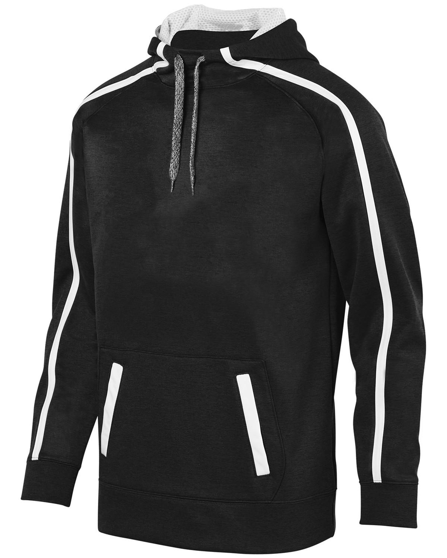 5554 Augusta Sportswear BLACK/ WHITE